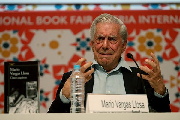 Según los editores, el relato de Vargas Llosa