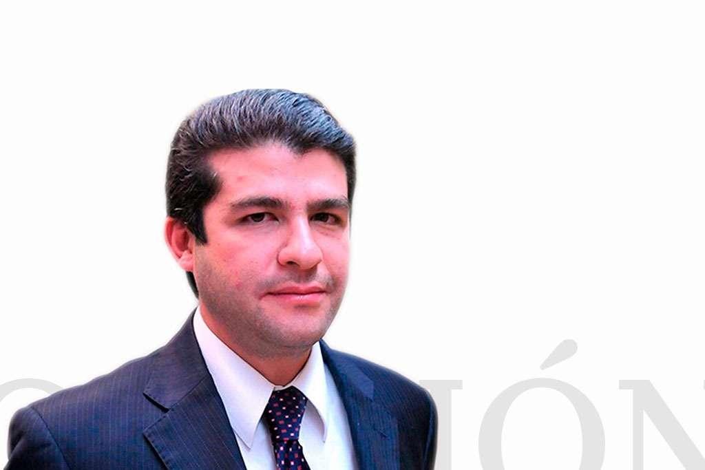 Mauricio Tabe / Coordinador del PAN en el Congreso de la CDMX  / El Heraldo de México