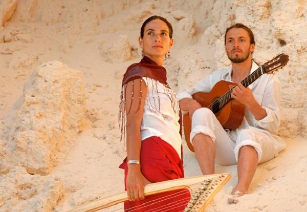El dueto se presentará esta noche en el Auditorio Blackberry. Foto: Especial
