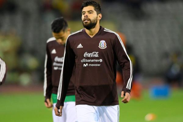 Deja Argentina para reintegrarse a su club. FOTO: ESPECIAL