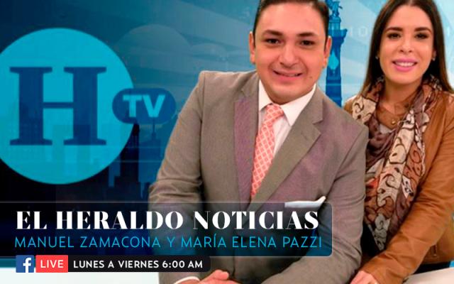 El Heraldo Noticias con Manuel Zamacona y María Elena Pazzi. Emisión 18 de enero 2019