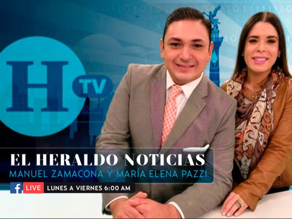 El Heraldo Noticias con Manuel Zamacona y María Elena Pazzi. Emisión 6 de noviembre