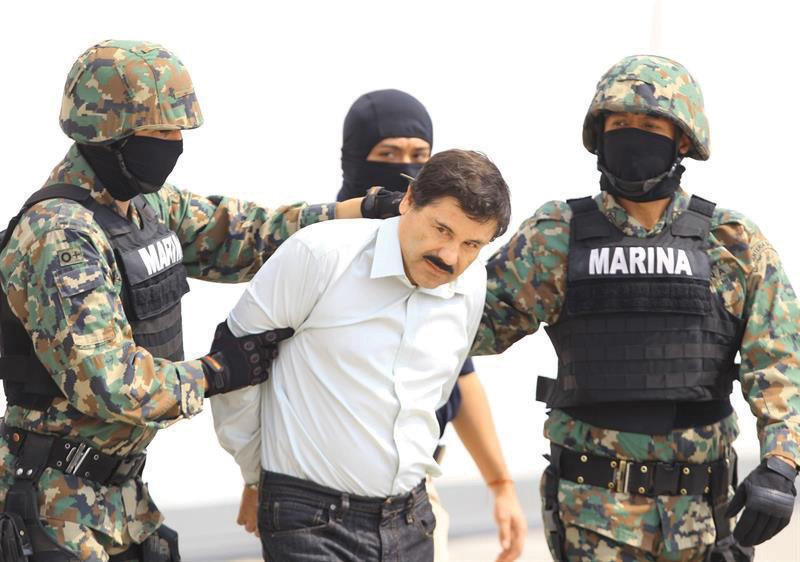 A Guzmán Loera e Ismael Zambada, el funcionario de la PGR los incomodaba. Foto: AP