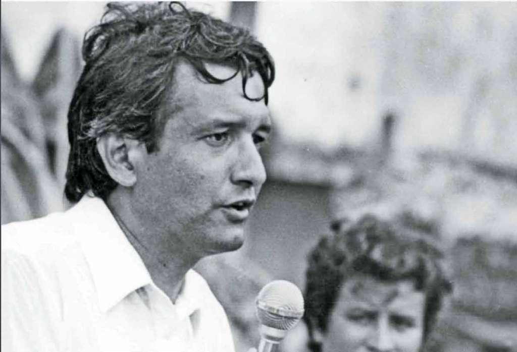 Político desde su juventud