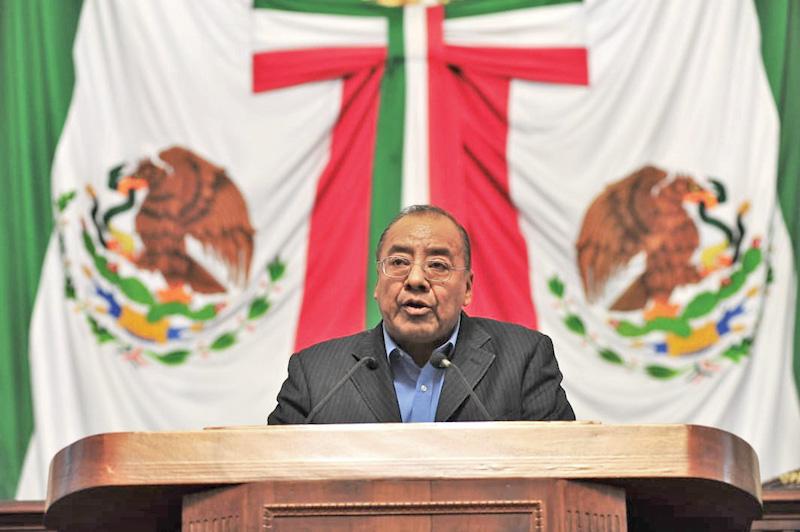 Nazario Norberto Sánchez asegura que los hechos de corrupción dejan una sensación de impunidad en la sociedad. Foto: Especial