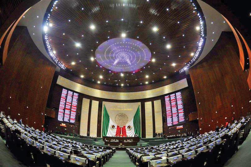En la Cámara de Diputados, llegar tarde es la regla. Foto: Cuartoscuro.