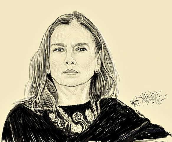 Beatriz Gutiérrez Müller:  La mujer que acompaña al hombre