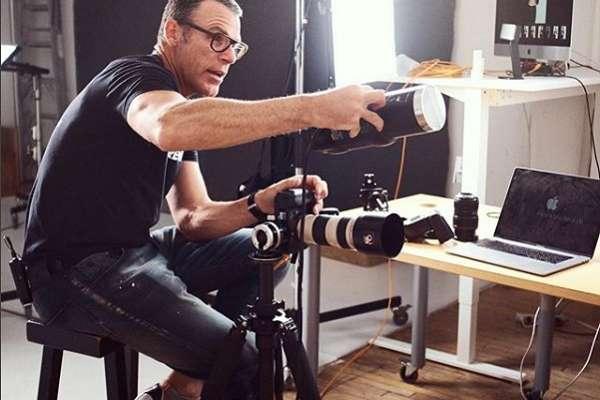AGRADECIDO. Lo que más aprecia es que, para él, esto no es un trabajo, es pasión. Foto: Instagram