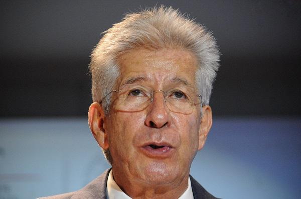 Ruíz Esparza, señaló que luego de 48 años como servidor, continuará escribiendo y que se preparará para obtener un doctorado en derecho dentro de un año y medio. Foto: Cuartoscuro