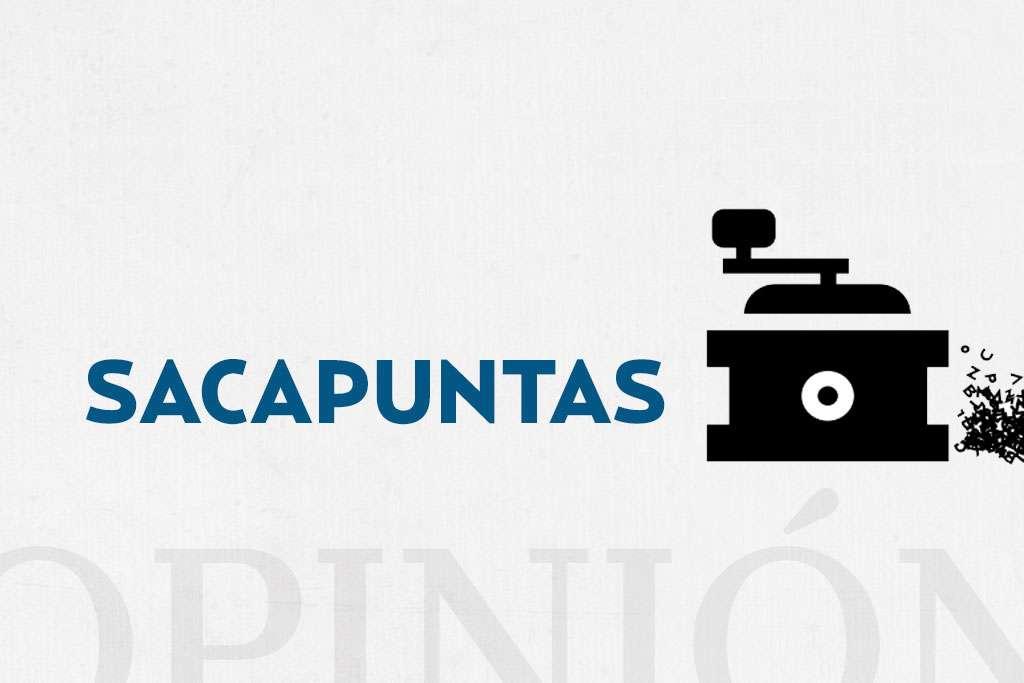 Sacapuntas / Heraldo de México