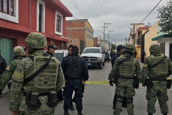 Habitantes de la zona aseguraron escuchar disparos. FOTO: @TexmelucanPalF