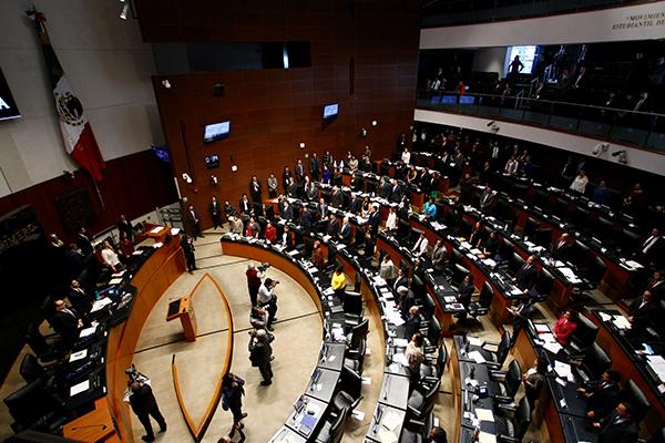 El dictamen modifica el artículo 22 y la fracción XXX del artículo 73 de la Constitución. FOTO: CUARTOSCURO