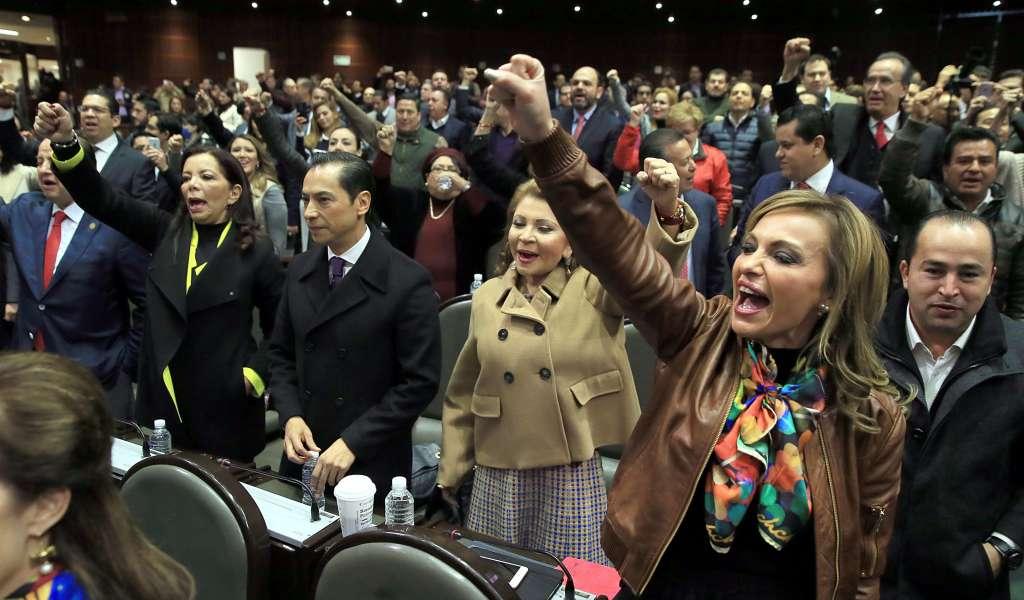 La ley se basa en la iniciativa presentada por Morena. FOTO: CUARTOSCURO