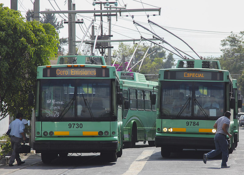 Instalaciones del Servicio de Transportes Eléctricos  FOTO: SAÚL LÓPEZ /CUARTOSCURO.COM
