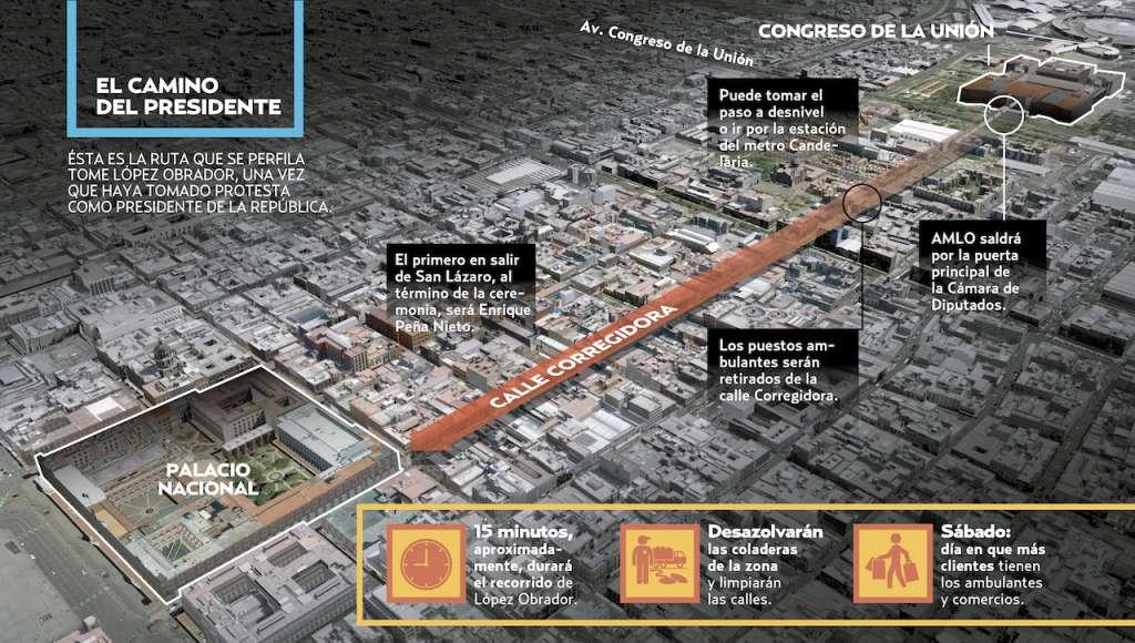 Afinan la ruta para el 1/D. GRÁFICO: PAUL D. PERDOMO