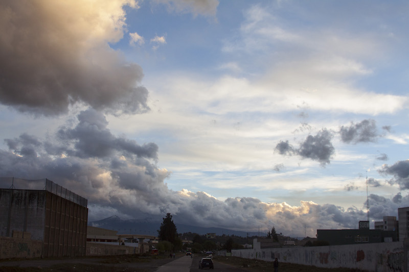 Vista del Volcán Xinantécatl (Nevado de Toluca)  FOTO: TONATIU CRUZ /CUARTOSCURO.COM