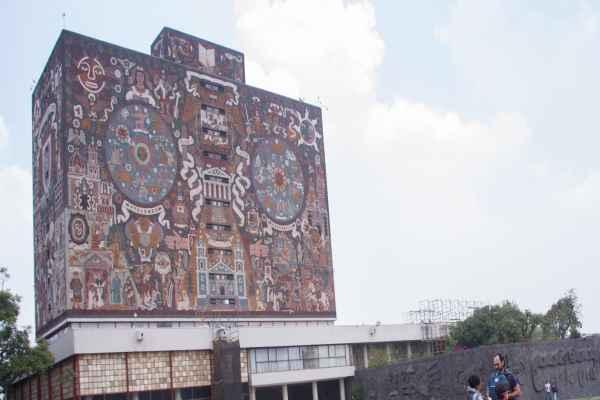 La UNAM notificó la expulsión de los alumnos en su gaceta. Foto: Archivo | Cuartoscuro