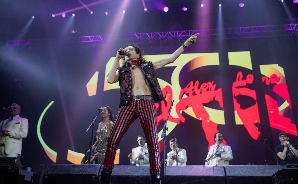 TRABAJO. La banda se encuentra de gira por varias ciudades con su nuevo disco. Foto: Cortesía