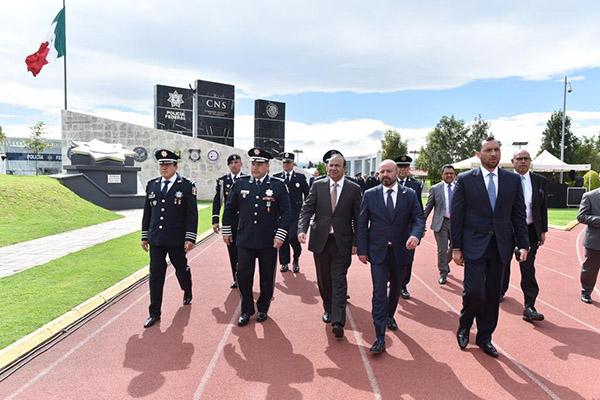 Alfonso Navarrete Prida, secretario de Gobernación. FOTO: TWITTER