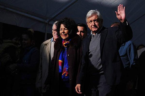 Andrés Manuel López Obrador, presidente electo de México.  FOTO: CUARTOSCURO