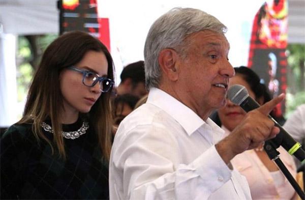 Belinda ha mostrado simpatía por el gobierno electo de Andrés Manuel López Obrador.  FOTO: INSTAGRAM