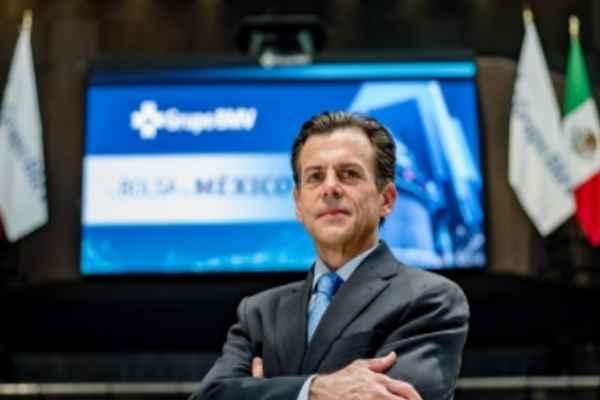 Oriol Bosch reconoció que la coyuntura en México ha causado pánico en los mercados. Foto: Notimex