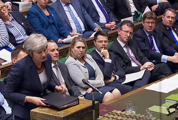 Los británicos decidieron en un referéndum el 23 de junio de 2016, con 52% de los votos, salir de la Unión Europea tras 43 años de integración. FOTO: AFP