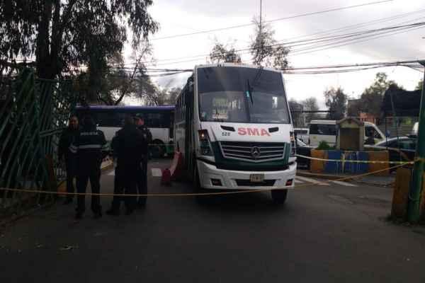 El accidente ha afectado de manera considerable el tránsito en la zona. Foto:@luismiguelbaraa