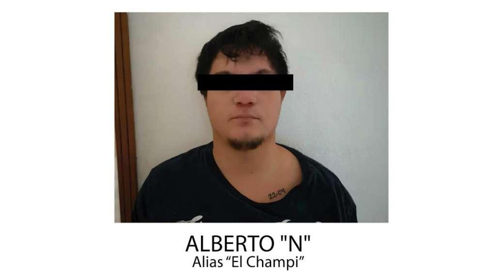 """También se presume que el Alberto """"N"""", está implicados en la ola de asesinatos registrados durante los últimos 10 días en Cuernavaca"""