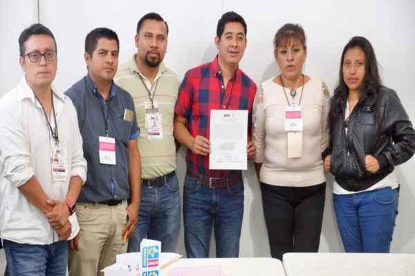 En estos comicios, un representante de Mover a Chiapas murió en una balacera. Foto:@IEPCChiapas