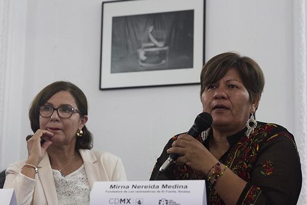 Denunció que el gobernador Miguel Ángel Yunes no cumplió en materia de seguridad. FOTO: CUARTOSCURO