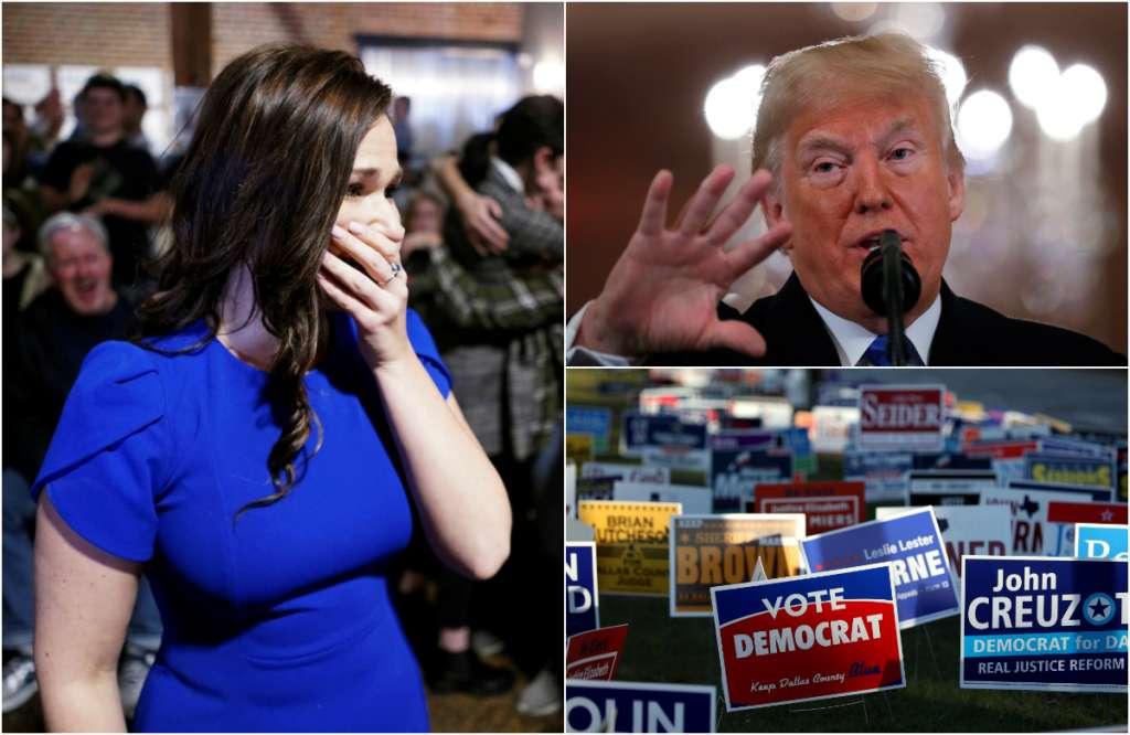 El partido Republicano perdió la mayoría en la Cámara de Representantes