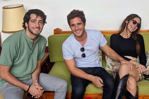 De acuerdo con Carillo, la relación entre Diego Boneta y Camila Sodi solo fue una estrategia de marketing pues en la vida real nunca existió. FOTO: INSTAGRAM