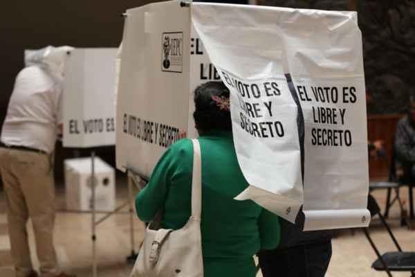 Las autoridades dijeron que si algún partido o candidato, solicita seguridad hay toda la voluntad de ofrecerla. Foto: Especial