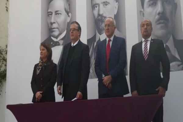 Ebrard propone a Jesús Seade como próximo subsecretario para América del Norte