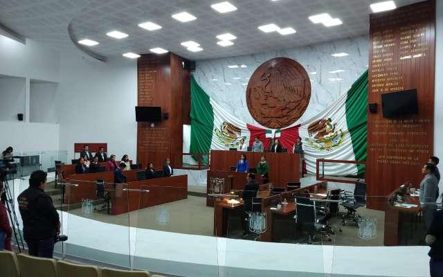 La Presidenta de la Mesa Directiva del Congreso del Estado, Luz Vera Díaz, manifestó su indignación por la inseguridad que existe en el país.