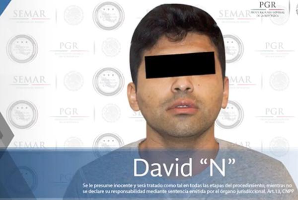 El presunto líder de la Unión fue detenido la semana pasada por la Policía Federal en una zona exclusiva de Cuajimalpa.