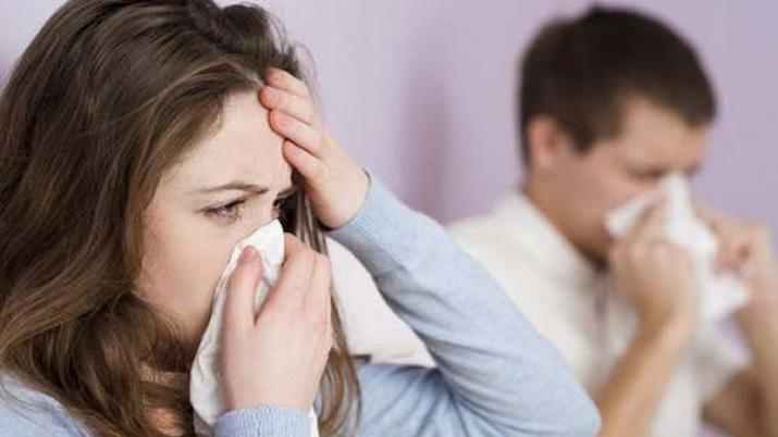 En esta temporada aumentan las consultas en los servicios de salud, por enfermedades de vías respiratorias. Foto: Especial
