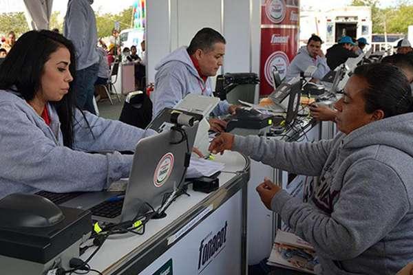 Las Caravanas estuvieron abiertas a todas las personas que trabajan en empresas formalmente establecidas.  FOTO: ESPECIAL