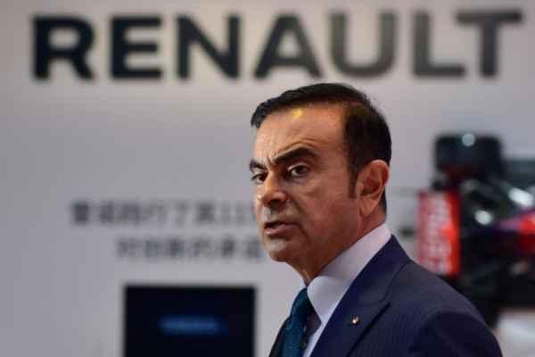 El anuncio de la detención de Ghosn provocó que las acciones de Renault en Francia se desplomaran. Foto: Archivo | Cuartoscuro