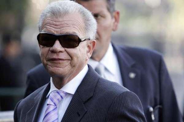 El fiscal general de Tabasco, Fernando Valenzuela Pernas, dijo este jueves es probable que al exgobernador Andrés Granier Melo le sea concedido un amparo FOTO: ARCHIVO/ CUARTOSCURO