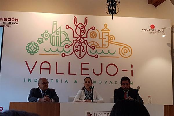 El Centro de Innovación se realizará con 70 millones de pesos que tiene la Confederación de Cámaras Industriales (Concamin). FOTO: Lizeth Gómez