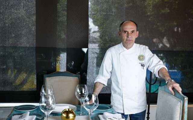 Cocina francesa e italiana reunidas en un mismo concepto, bajo la batuta del chef Patrick Louis. Foto: NAYELI CRUZ