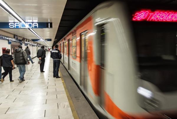 El Sistema de Transporte Colectivo (STC) Metro  FOTO: NOTIMEX