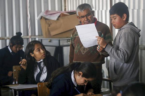 El proyecto es el segundo paso que da Morena para echar abajo la Reforma Educativa. FOTO: CUARTOSCURO