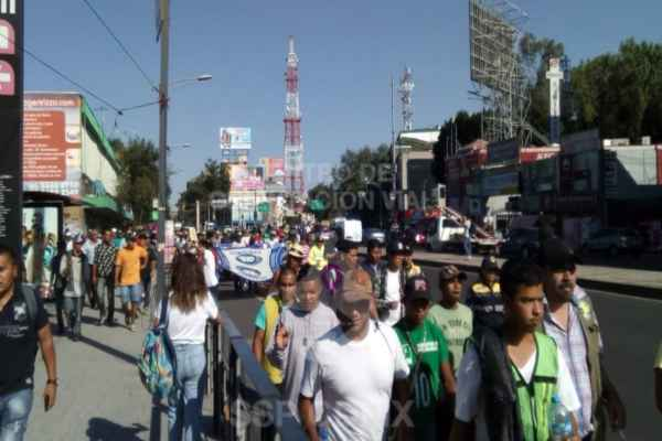 Como alternativa vial, las autoridades recomiendan utilizar Paseo de la Reforma. Foto: Ovial