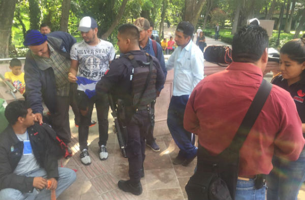 Los arribos se registraron en el municipio de San Juan del Río y en la capital del estado Foto: Fernando Paniagua