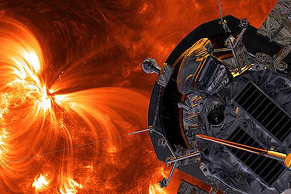 La sonda Parker se acercó al Sol. FOTO: NASA