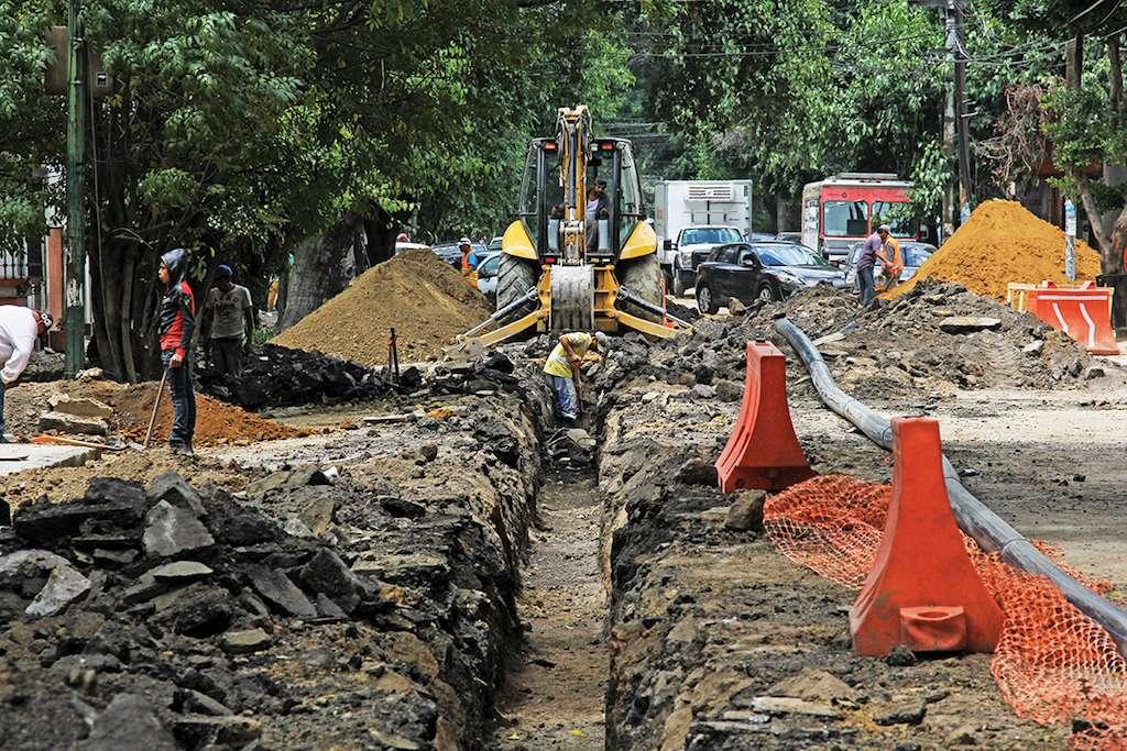 Los trabajos por hacer son rehabilitaciones. FOTO: GALO CAÑAS /CUARTOSCURO.COM