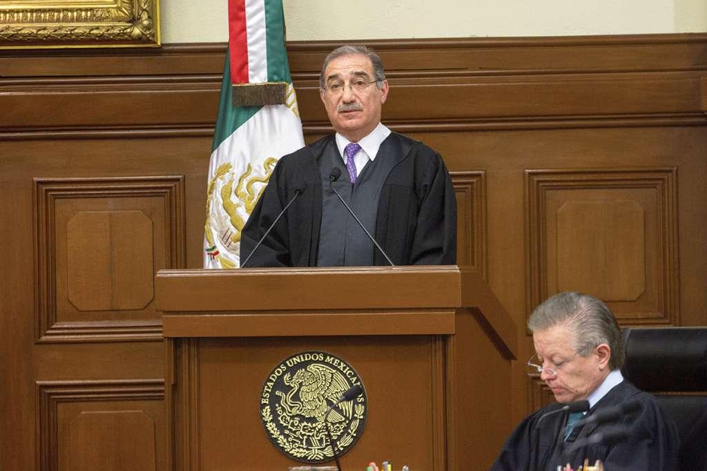 10 fueron los artículos de la Ley que la Comisión impugnó ante la Corte. FOTO: ISAAC ESQUIVEL /CUARTOSCURO.COM
